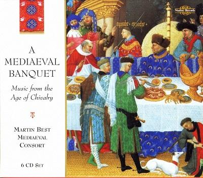 A Mediaeval Banquet CD6 The Last Of The Troubadours