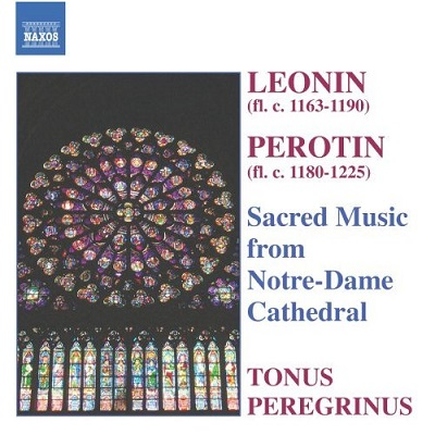 Leonin & Perotin, Sacred Music From Notre-Dame Cathedral