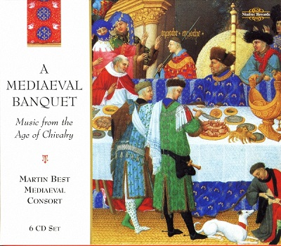 A Mediaeval Banquet CD2 Songs Of Chivalry