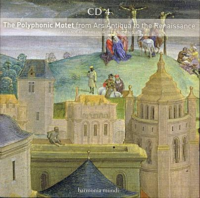 Sacred Music - CD4 The Polyphonic Motet