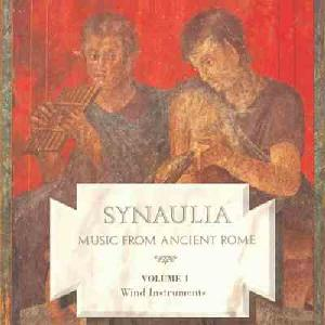 Music from Ancient Rome - Vol. 2 String Instruments