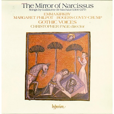Guillaume de Machaut - The mirror of Narcissus